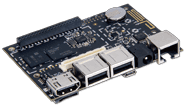 ARM development board